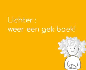 Lichter: weer een gek boek!
